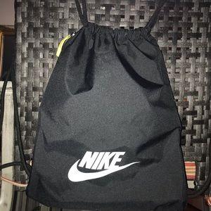 Nike heritage 2.0 gym sack - draw string bag